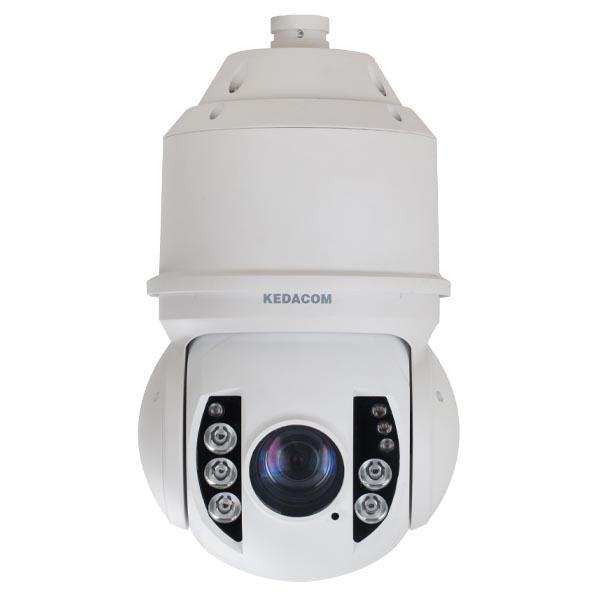 科达4K多维信息采集球型网络摄像机