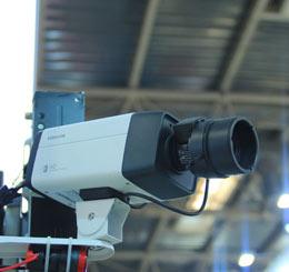 苏州科达4K多维信息采集球型网络摄像机